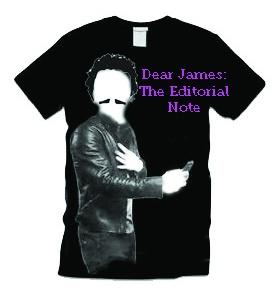 Dear James