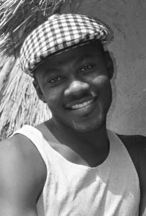 February/ March Poetry Editor Spotlight: David IshayaOsu
