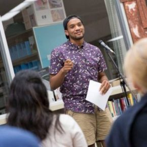 May/June Poetry Editor Spotlight: Kamden Hilliard
